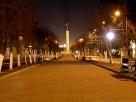 Энергосберегающие светильники появились на улицах города Кирова